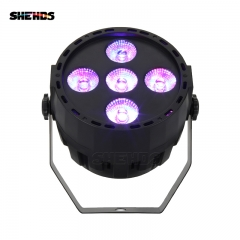 SHEHDS Mini LED Par 5x10W RGBW Lighting