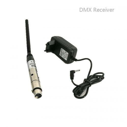 DMX512 Wireless Receiver  Laser Light 300m Controller Receiver  2.4G for LED Stage Light LED Light