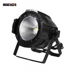 LED Par COB 100W  RGBW 4IN1 / RGBWA+UV 6IN1 Lighting Free Shiping