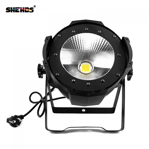 Aluminum Alloy LED Par COB 100W  Cool White + Warm White Lighting/Cool White/Warm White /With Barn Doors Lighting