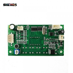 7 3-in-1 Plastic Par Light Motherboard