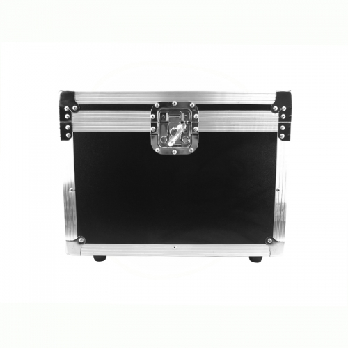 Aluminum Alloy LED Par Light With Flightcase 18x18W RGBWA+UV 6in1 LED Par Can Par 64 LED Spotlight DJ Projector Stage Lighting