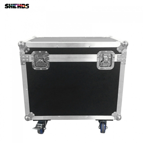 Flight Case with 2/4 pieces LED 4x25W Super Beam Moving Head Light Perfect  Effect For DJ Party Lighting,LED Stage Lighting