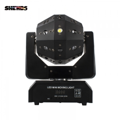 New High Brightness 16X3W LED Football Moving head Light Beam Laser Light
