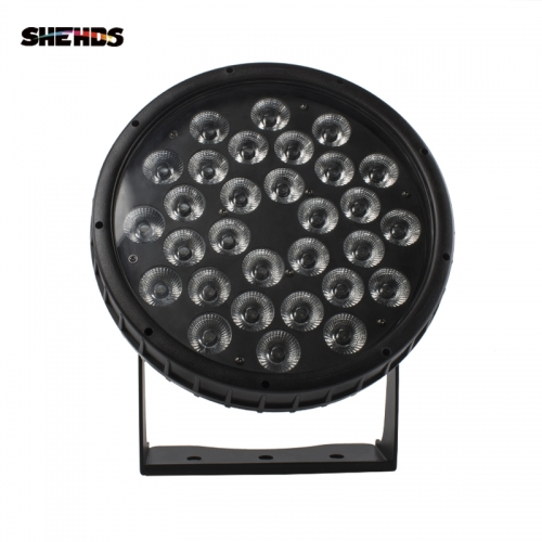 Factory Outlet Waterproof LED Par 30x12W RGBW Lighting Professional For Effect Stage for Disco DJ Music Party