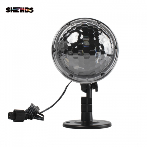 Remote Control Snowing LED Projector LightGBYA Adjustable Base Waterproof