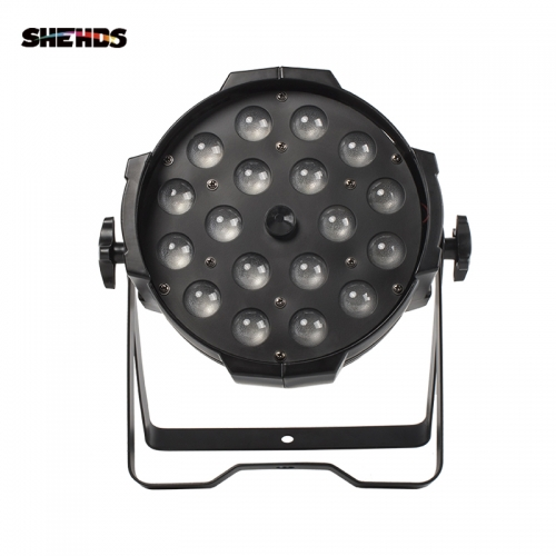LED Zoom Par 18x18W RGBWA+UV Lighting Dj Disco Stage Lighting Good For Party NightClub
