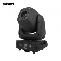 4x10W RGBW Wash+100W Spot Wash Light LED Moving Head Stages Clubs Disco Wedding Effect Lighting