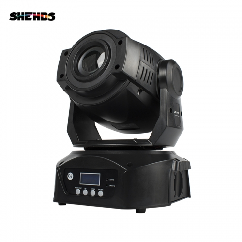 New Hot-sale 90W 3 Prism LED Spot Moving Head Light/USA Lumens 90W LED DJ Spot Light For Party And Dance Floor Fast Shipping