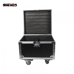 FlightCase With 2pcs Beam&Wash&Spot 200W 3IN1 Lighting Party Decoration DJ Disco Stage Spotlight