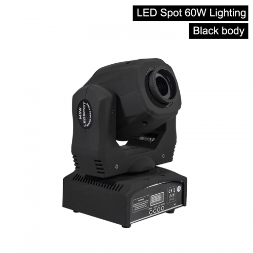 Good Technology LED 60W/90W gobos Moving Head Lighting For DMX512 Stage Effect DJ Festivals Disco Home Entertainments